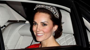 All Of The Times Kate Middleton Has Worn A Tiara