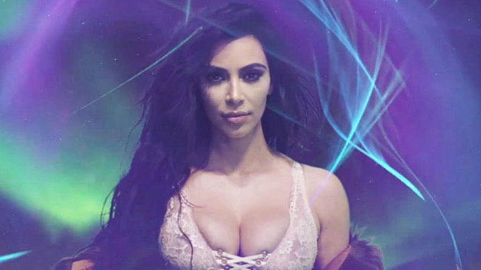 December 12th, Kim Kardashian