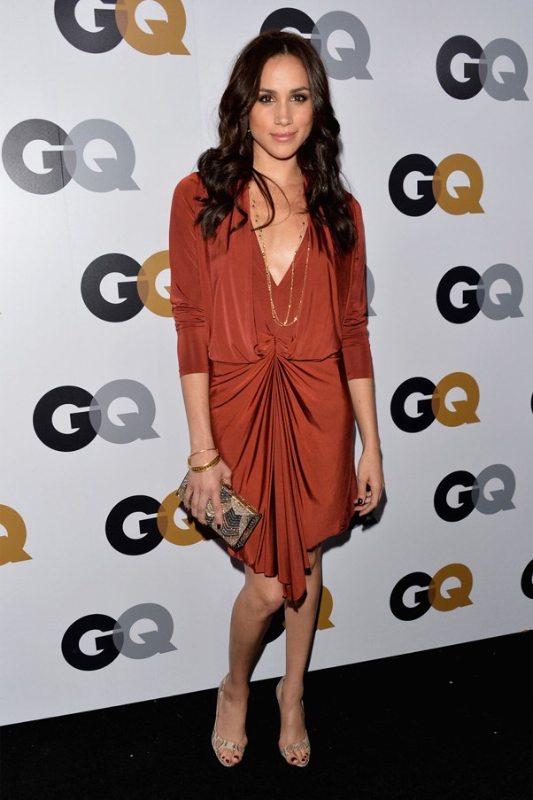 <strong>2012</strong> <br><br> at the GQ Men of the Year Party.