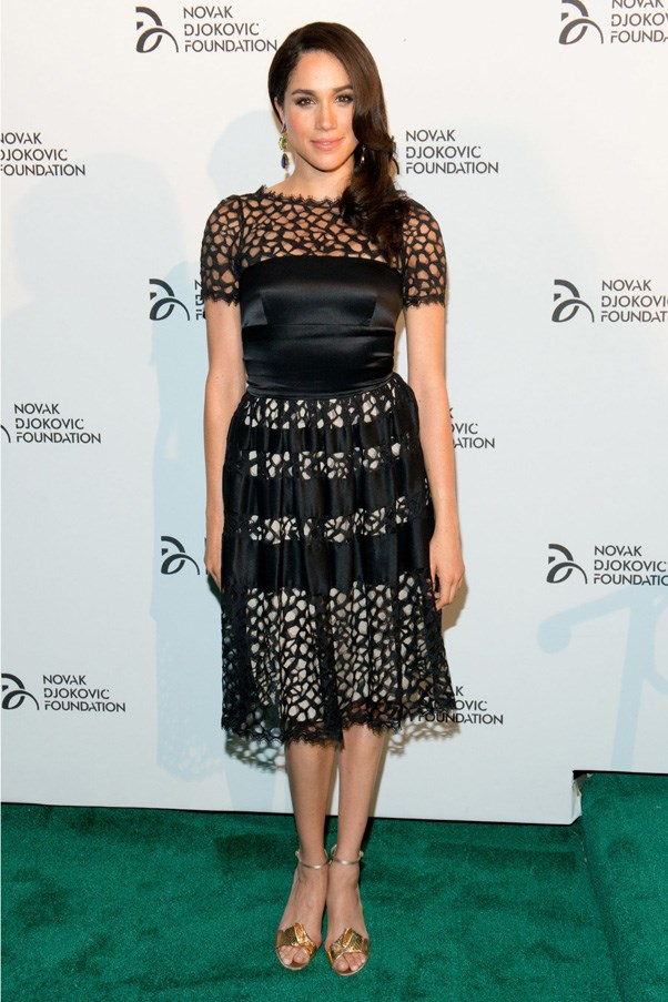 <strong>2013</strong> <br><br> at the Novak Djokovic Benefit Dinner in New York.