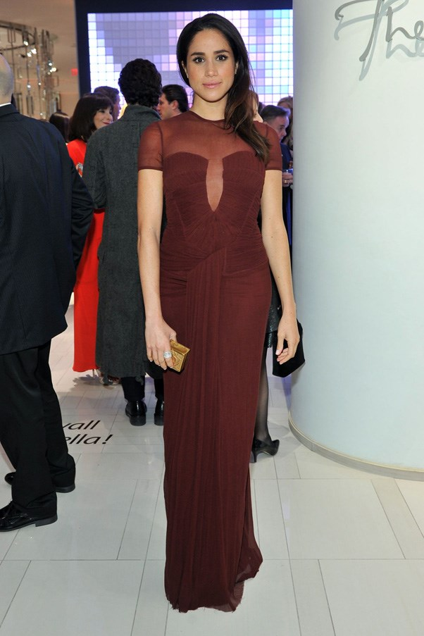 <strong>2014</strong> <br><br> at The Isabella Blow Foundation's Fashion Blows event at The Hudson's Bay.