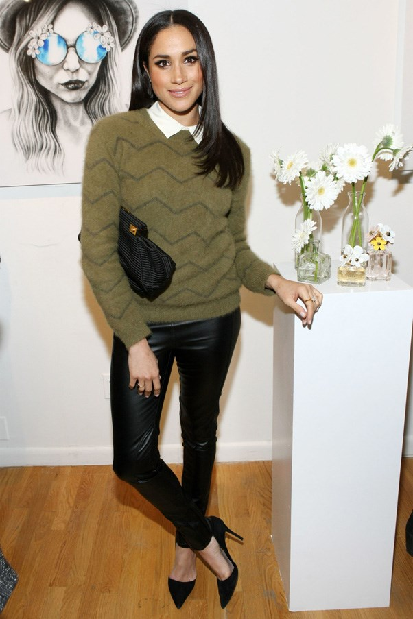 <strong>2014</strong> <br><br> at the Marc Jacobs Daisy Chain Tweet Pop Up Shop Party during New York Fashion Week.