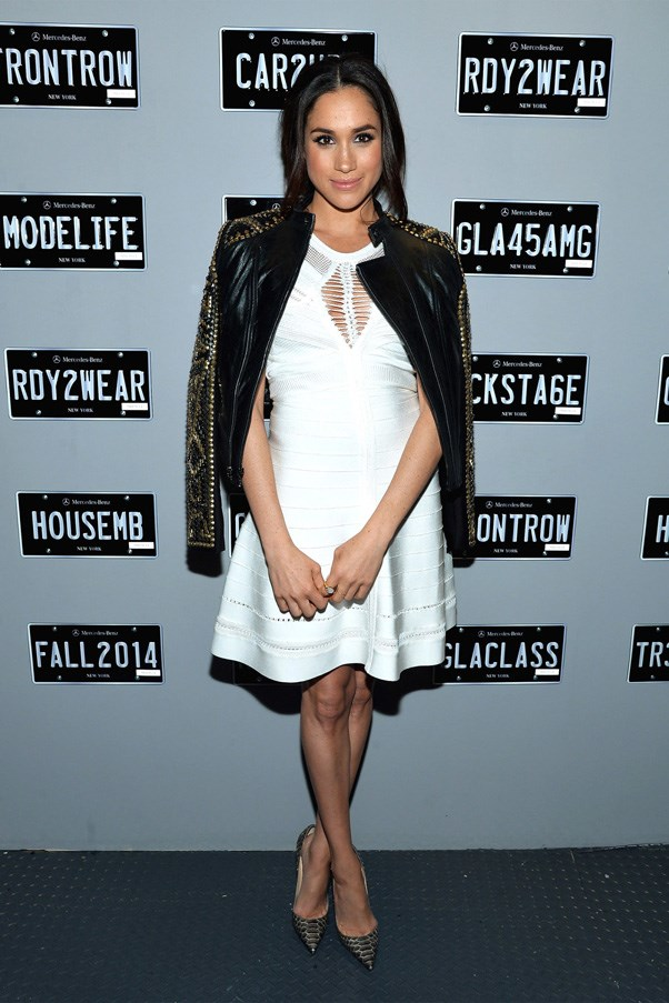 <strong>2014</strong> <br><br> at New York Fashion Week.