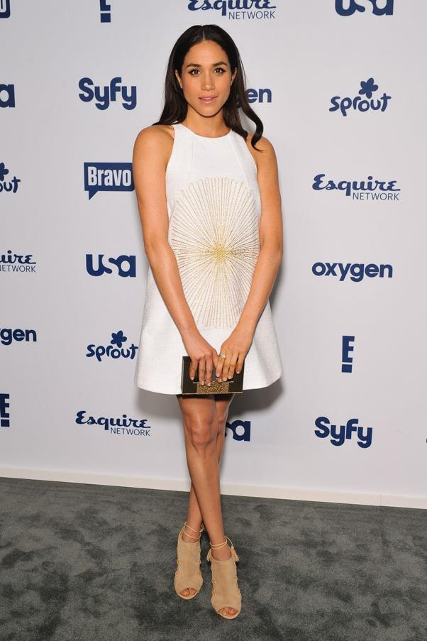 <strong>2014</strong> <br><br> at NBC's Cable Upfronts.