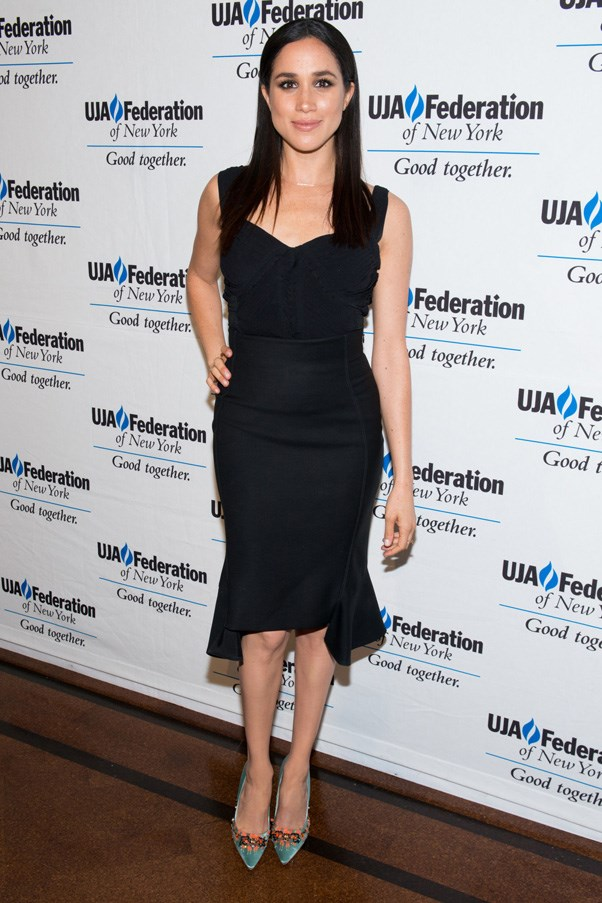 <strong>2015</strong> <br><br> at the UJA Federation Gala in New York.