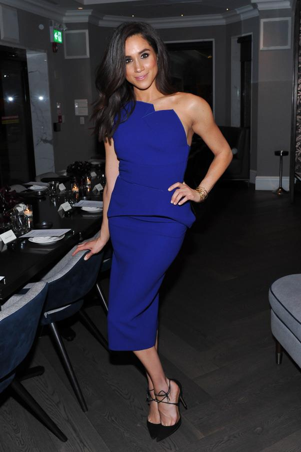 <strong>2015</strong> <br><br> At the Equinox Yorkville Dinner in Toronto.