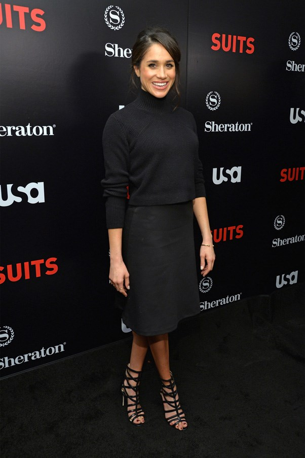 <strong>2016</strong> <br><br> at the premiere of 'Suits' Season 5.