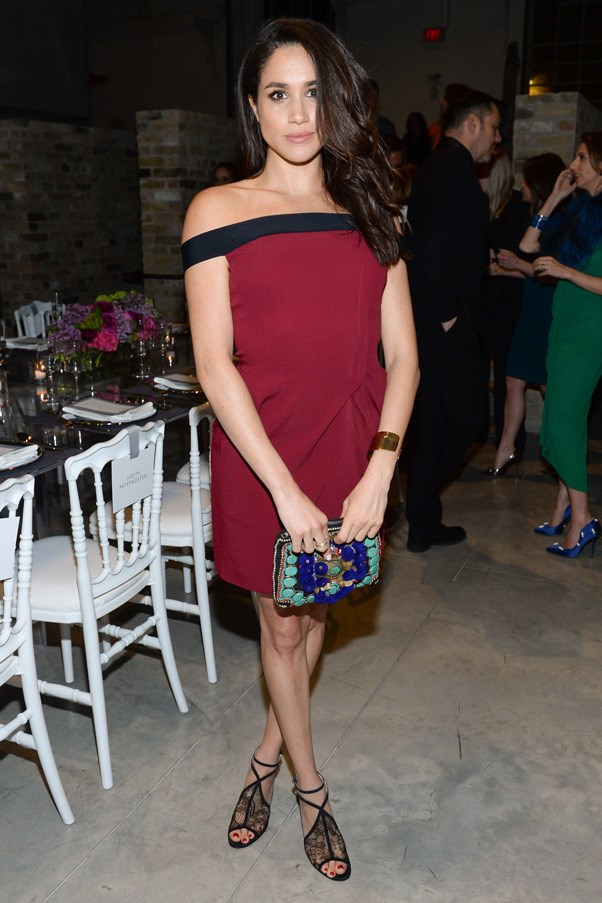 <strong>2016</strong> <br><br> at a Roland Mouret dinner in Toronto.