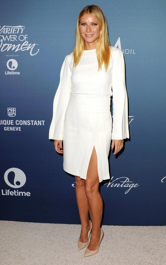 <strong>THE DAY TO NIGHT DRESS</strong> <br><Br> This dress should be purchased in a neutral hue, should have a sleeve and come in a length that's not too sexy for the office and not too boring for after-work drinks. <br><br> <em>Pictured: Gwyneth Paltrow</em>
