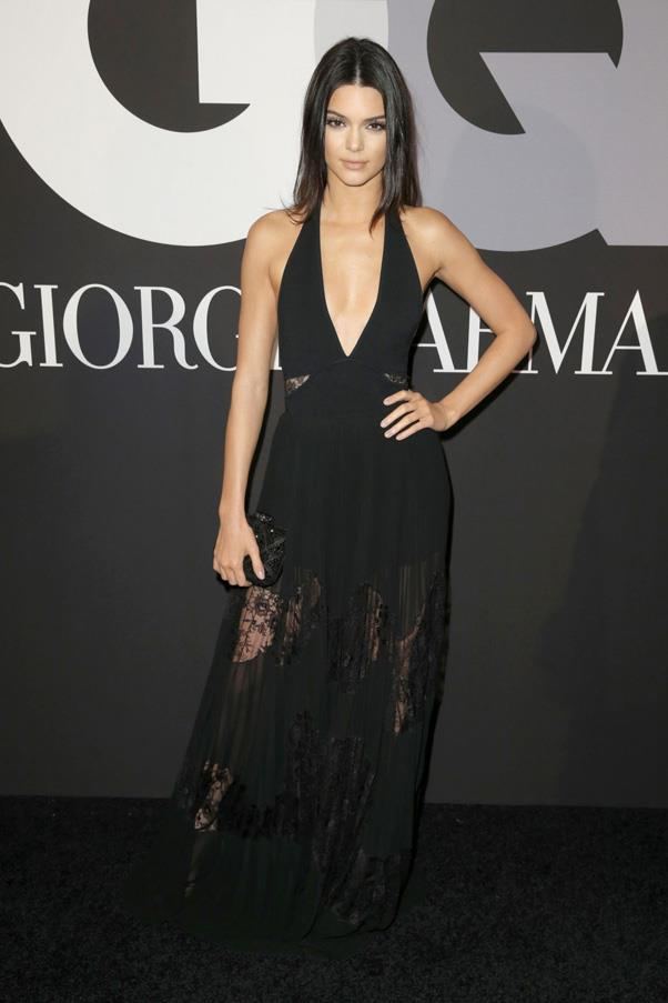 <strong>THE BLACK TIE GOWN</strong> <br><br> For black tie weddings and any gala that has you on speed dial... <br><br> <em>Pictured: Kendall Jenner</em>