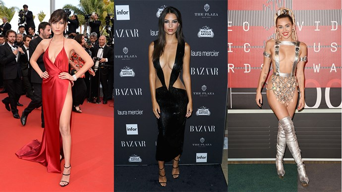 Over the years, there have been many controversial outfits to hit the red carpet. From Lady Gaga to Rihanna, celebrities love to push the boundaries. Here, we have collected the most outrageous celebrity dresses of all time.