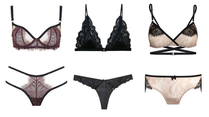 <em>BAZAAR</em> have compiled a curated list of the seven up-and-coming labels in the lingerie department.