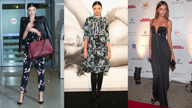 Miranda Kerr's Style File