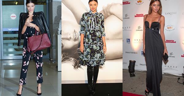35b01d120f Miranda Kerr's Style File | Harper's BAZAAR Australia