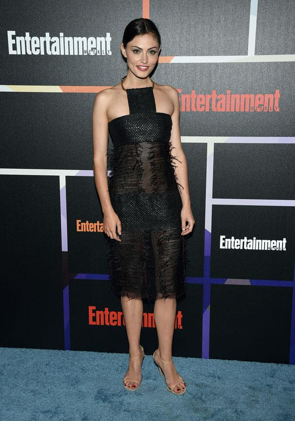 <strong>2014</strong><br><br> At Entertainment Weekly's annual Comic-Con