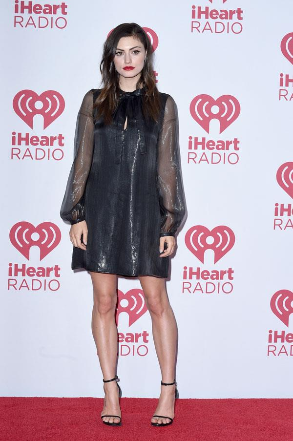 <strong>2014</strong><br><br> At the iHeartRadio Music Festival