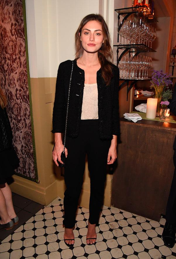 <strong>May, 2016</strong><br><br> At the CW Network's party