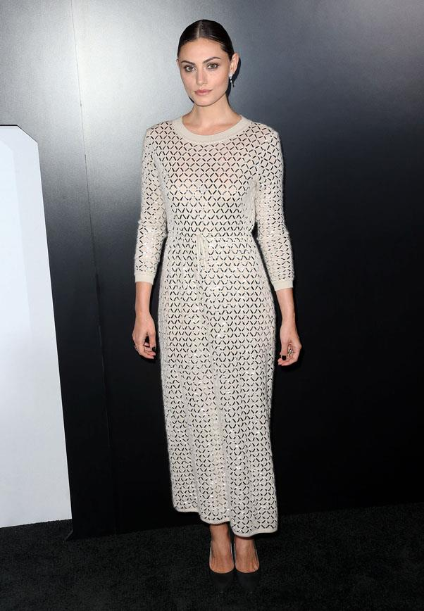 <strong>September, 2016</strong> <br><br> Wearing Chanel at the Chanel dinner celebrating  N°5 L'Eau