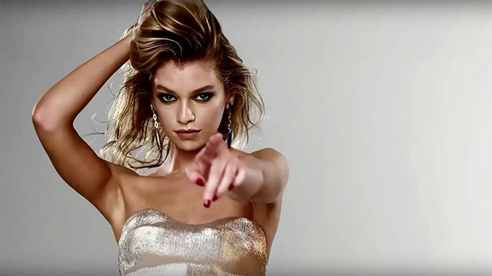 December 18th, Stella Maxwell