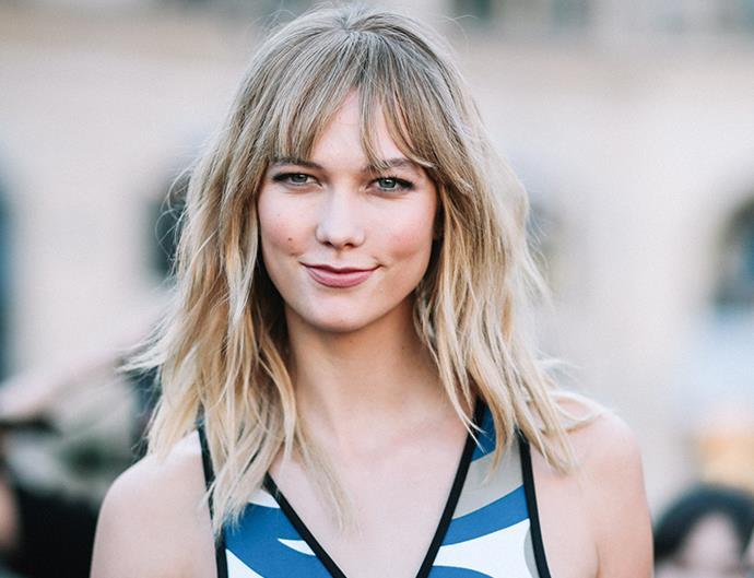 2017 hair trend karlie kloss