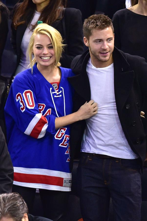 """<strong>MARGOT ROBBIE AND TOM ACKERLEY </strong> <br><br> The <em>Suicide Squad</em> actress <a href=""""http://www.harpersbazaar.com.au/news/celebrity-tracker/2016/12/margot-robbie-wedding-dress/"""">wed her longtime boyfriend</a> in her native Australia in a ceremony so top-secret, not even the attendees knew the location. There were only 50 guests but dozens of security guards on the premises; phones and cameras were reportedly confiscated. The couple first met in 2013 and lived together in London for the past few years before tying the knot. After rumours of their wedding spread, Robbie confirmed the news on Instagram shortly after, with a photo of her stunning ring."""