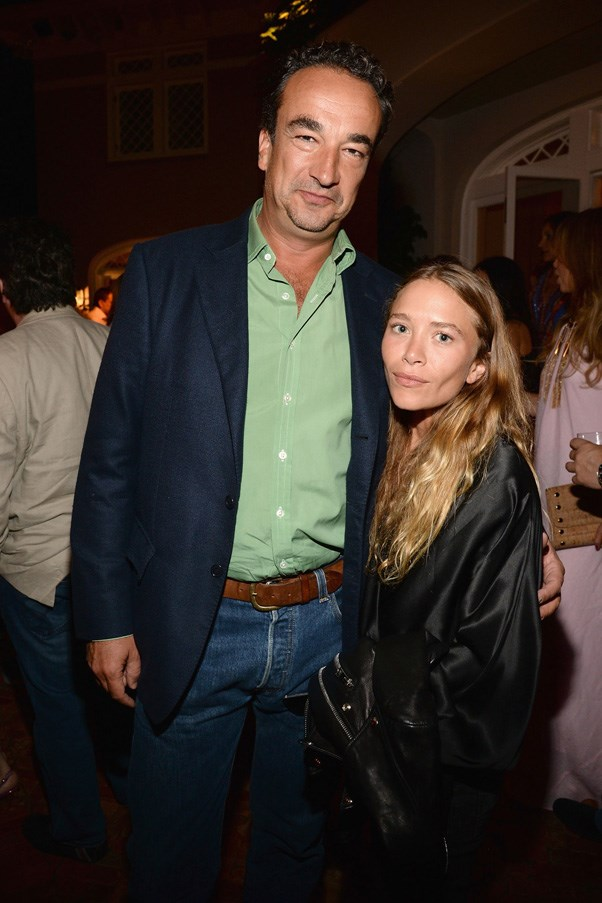 <strong>MARY-KATE OLSEN AND OLIVIER SARKOZY </strong> <br><br> The couple, who has been dating since 2010, sparked rumours of a summer 2016 wedding in the Hamptons earlier this spring but then surprised everyone with a super-secret ceremony held other Thanksgiving weekend. The nuptials took place in Midtown East and while no other details have yet emerged, we can't help but wonder if the bride wore The Row for her big day.