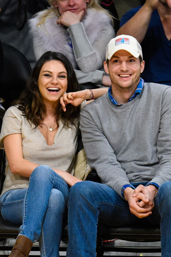 <strong>MILA KUNIS AND ASHTON KUTCHER</strong> <br><br> No dates, details or photos from the couple's secret wedding have emerged—and the news wasn't even fully confirmed until Mila Kunis wore her wedding ring to <em>The Late Late Show With James Corden </em>months later.