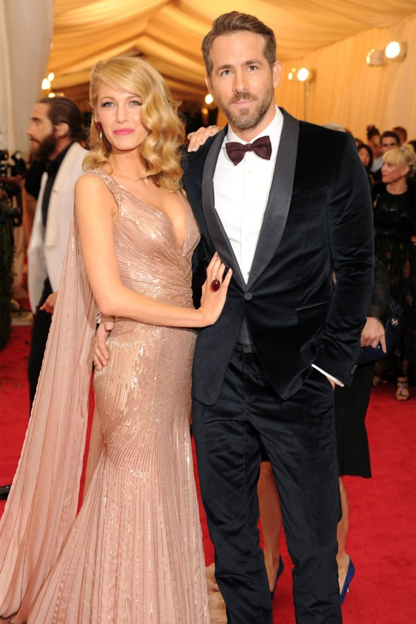 <strong>BLAKE LIVELY AND RYAN REYNOLDS</strong> <br><br> There is still little known about Lively and Reynold's South Carolina nuptials, which took place at Boone Hall Plantation in September 2012, but we've heard rumours of a Marchesa gown and an impromptu performance by Florence Welch of Florence + the Machine.