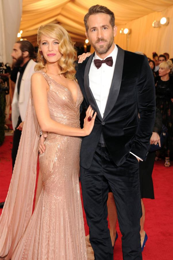 **Blake Lively and Ryan Reynolds**<br><br>Aside from rumours and a scant few details in a blog post, not much is known about Ryan Reynolds and Blake Lively's 2012 South Carolina wedding.