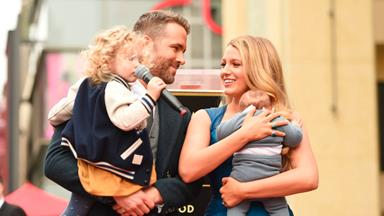 Blake Lively and Ryan Reynolds' Second Daughter's Name Has Been Revealed
