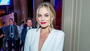 New Details Emerge About Margot Robbie's Reported Wedding Dress