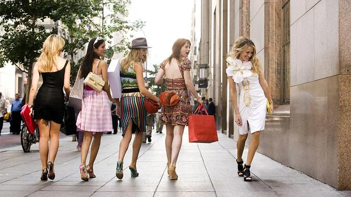 <p>These are the Instagram accounts to follow for your daily <em>Sex and the City</em> fix.