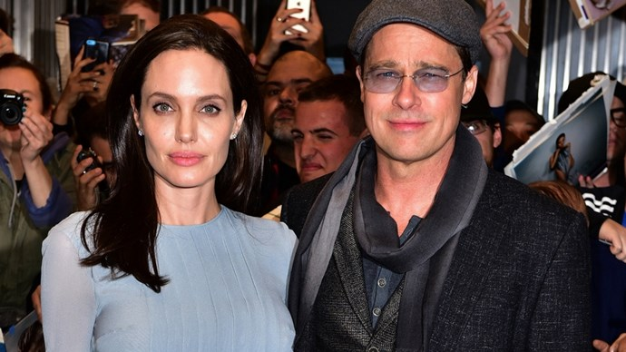 Brad Pitt Slams Angelina Jolie Over Children's Privacy Concerns