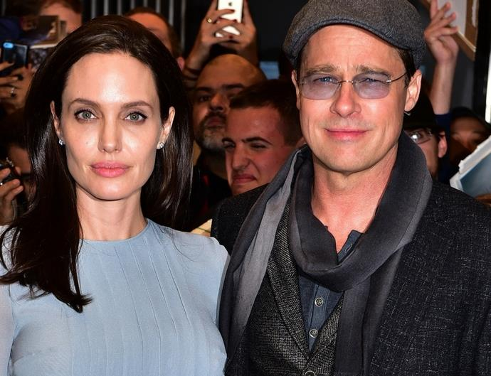 Brad Pitt Slams Angelina Jolie Over Children's Privacy Concerns