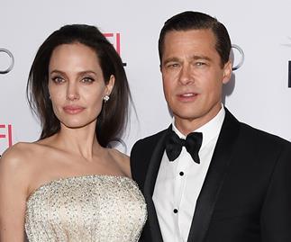 Angelina Jolie and Brad Pitt split