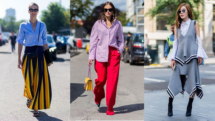 Here is <em>BAZAAR</em>'s curated a list of 22 polished, chic and utterly vibrant outfit ideas to help you combat the back-to-work blues.