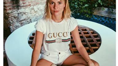The Fashion Crowd is Obsessed With this T-Shirt Right Now