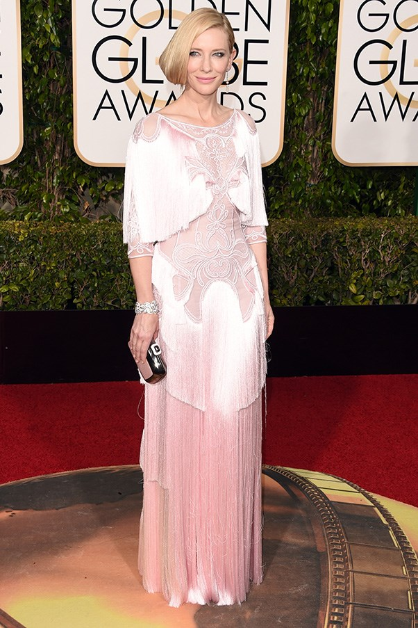 <strong>Cate Blanchett, 2016</strong><br><br> In Givenchy by Riccardo Tisci.