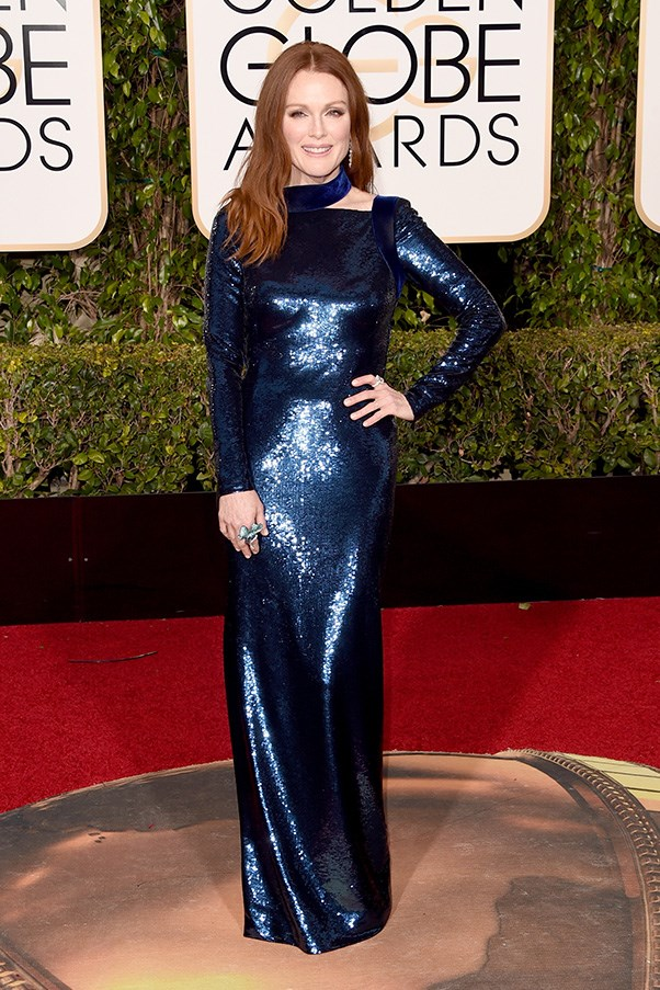 <strong>Julianne Moore, 2016</strong><br><br> In Tom Ford.