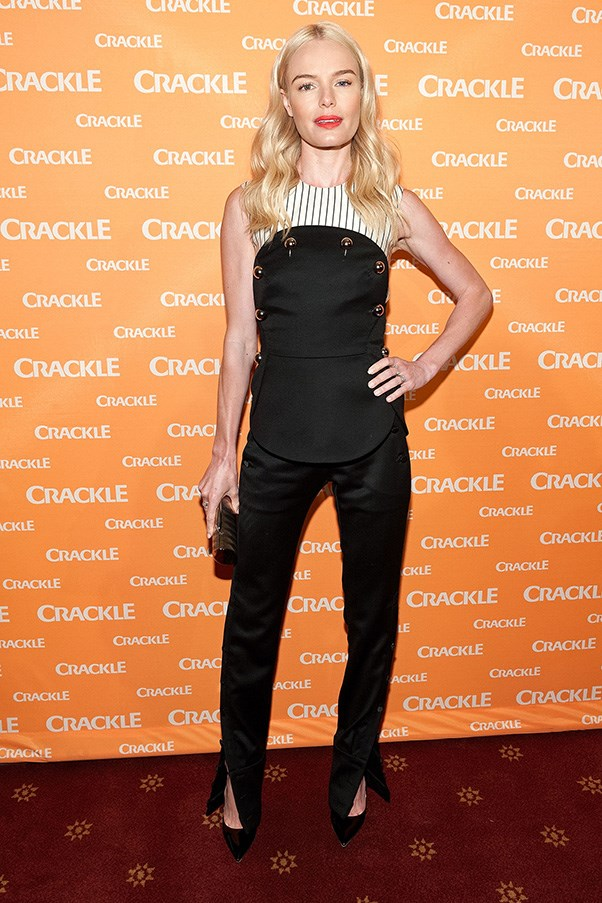 Kate Bosworth at an event for Crackle.
