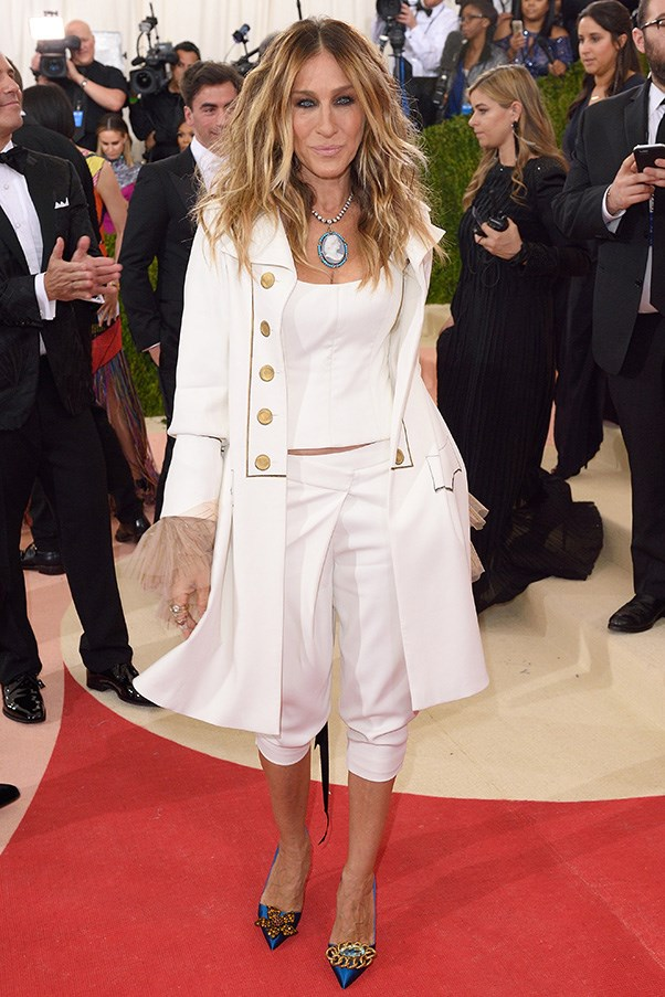 Sarah Jessica Parker at the Met Gala.