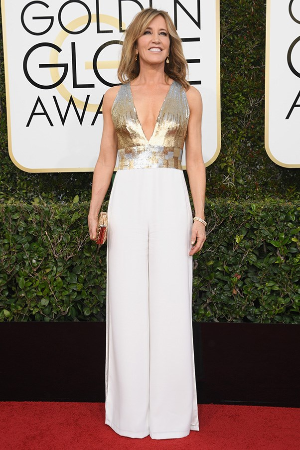 Felicity Huffman in Georges Chakra