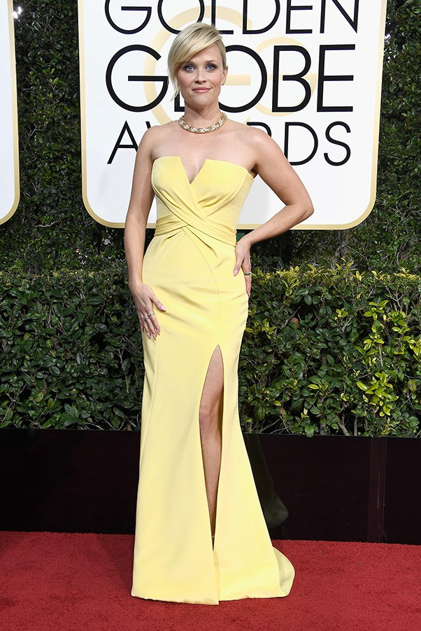 Reese Witherspoon in Atelier Versace