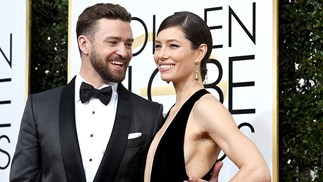 Celebrity couples Golden Globes