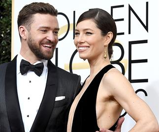 Celebrity couples Golden Globes