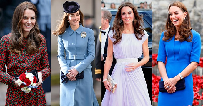 kate middleton clutch