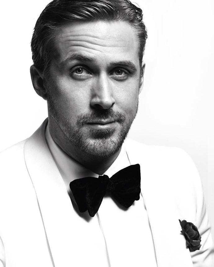 "Ryan Gosling. <br><br> Image: <a href=""https://www.instagram.com/p/BPCDqt3D-Ta/"" target=""_blank"">@goldenglobes</a>"