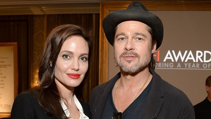 Brad Pitt and Angelina Jolie Divorce Statement