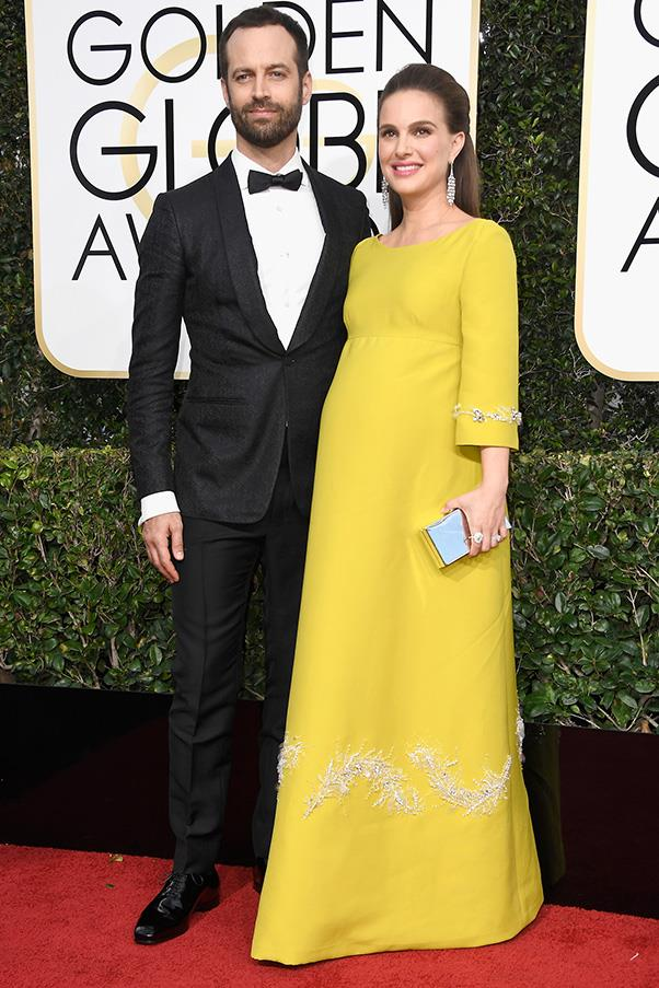 <strong>Canary Yellow</strong><br><br> The most surprising trend of the day? The overwhelming amount of yellow seen on the red carpet. Emily Ratajkowski, Reese Witherspoon and a glowing Natalie Portman in Prada were among the touters of the bright hue.<br><br> Natalie Portman in Prada
