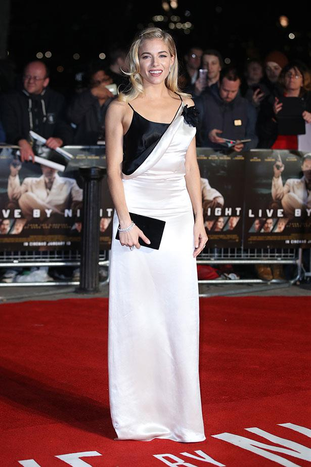 Sienna wore an asymmetrical Lanvin gown to her latest movie premiere in London and reminded us all why she was a fashion icon in the process.